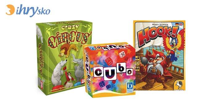 Zábavné a rýchle spoločenské hry od iHRYska