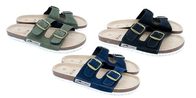 Textilné ECO bio papuče TexBase