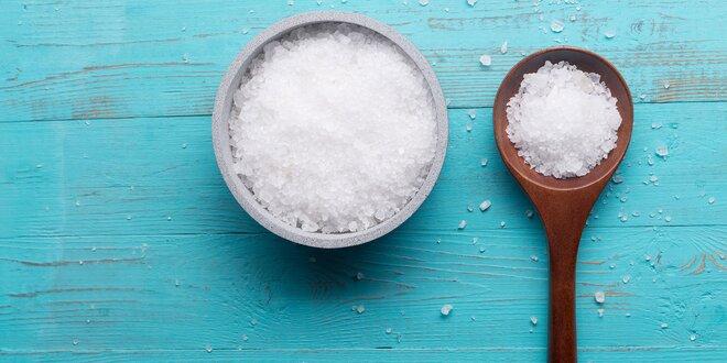 Balenie liečivej Živej magnéziovej soli