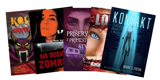 Pútavé a strhujúce fantasy slovenských autorov