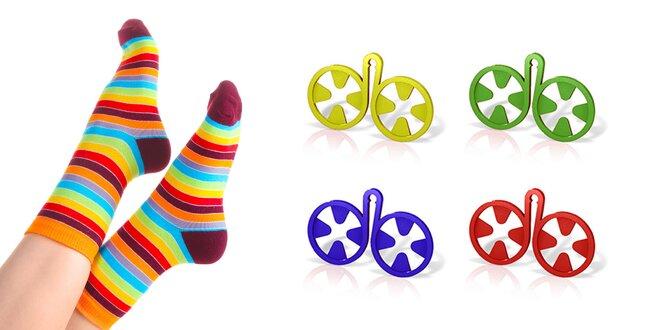 Praktický párovač ponožiek