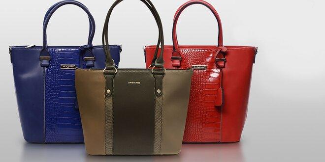 Elegantné dámske kabelky David Jones  5a3820a3fc5