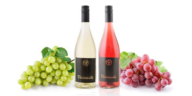 Perlivé víno Frizzante