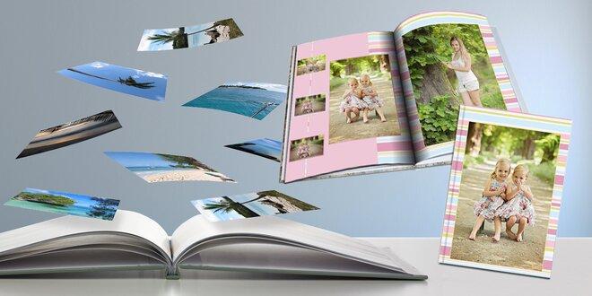 Parádne fotoknihy vo formáte A4