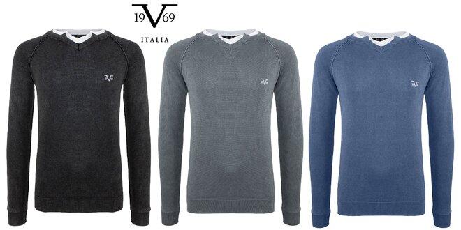 Pohodlné svetre značky 19V69 Italia