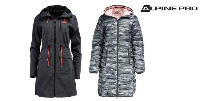 Dámsky kabát Alpine Pro Africa alebo Gala