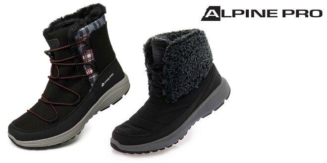 19d77fe92501 Kvalitná dámska zimná obuv Alpine Pro