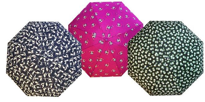 Dámske dáždniky do kabelky značky RealStar