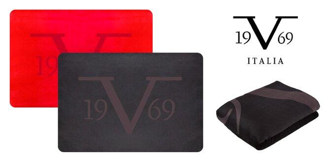 Fleecová deka 200 x 150 cm talianskej značky 19V69