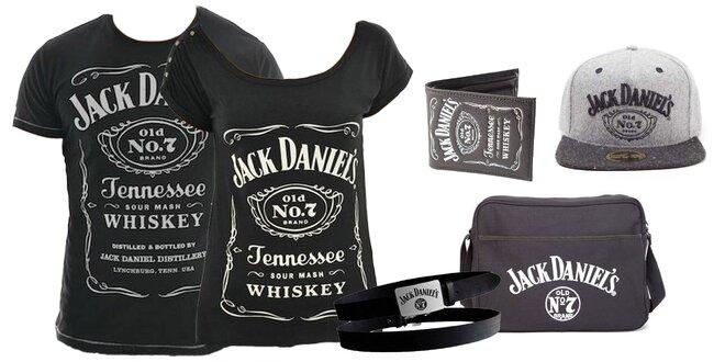 010521958348 Tričká a módne doplnky s logom Jack Daniel s!