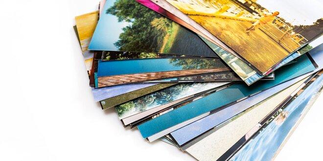 Vyvolanie 100 fotiek - aj na perleťovom papieri