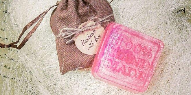 Ručne vyrábané mydlá s himalájskou soľou