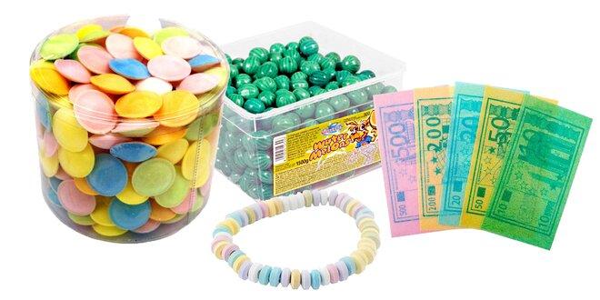 Veľké balenia legendárnych cukroviniek