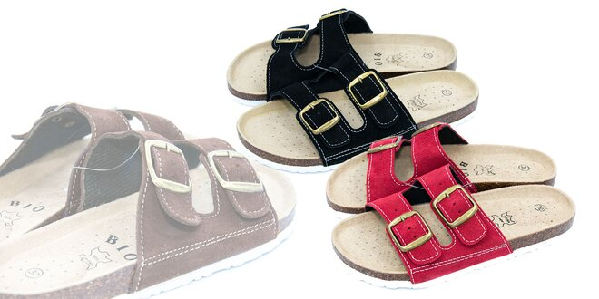 Pohodlné bio papuče TexBase pre pánov i dámy