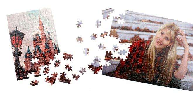 Jedinečné puzzle s vašou vlastnou fotografiou