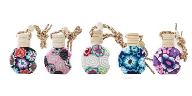 6 druhov vôní Perfecto do auta alebo bytu