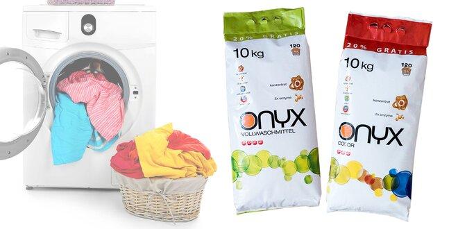 10 kg Prášky na pranie nemeckej značky ONYX