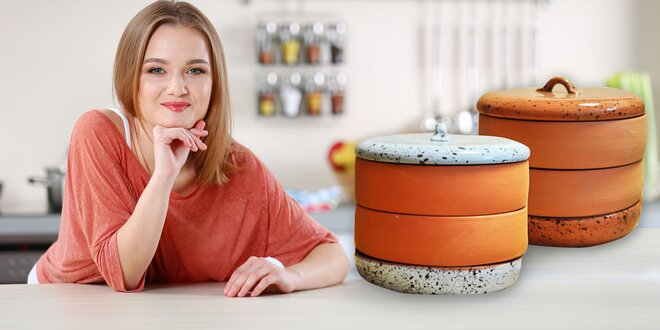 Nakličovacia keramická miska