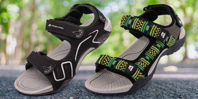 7c202abc9670 Pánske značkové sandále Alpine Pro