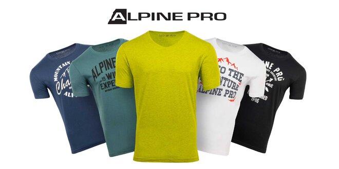 Pánske bavlnené tričká Alpine Pro: S-XXXL