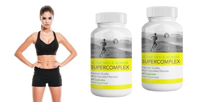 Doplnok výživy Active Man and Women Supercomplex