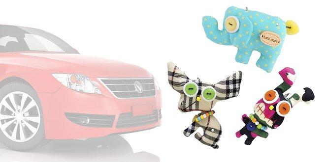 Veselé a kvalitné osviežovače vzduchu do auta