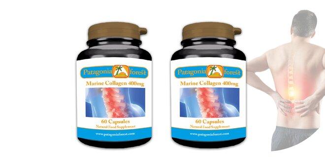 60 tbl. Balenie Morského kolagénu Marine Collagen (400 mg)