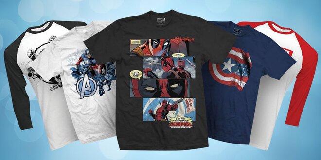 Tričká Marvel: Punisher, Avengers i Deadpool