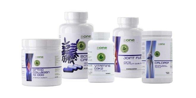 Výživové doplnky s vitamínmi