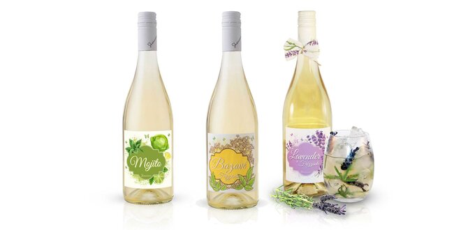 Šumivé vína - tá pravá chuť a osvieženie!