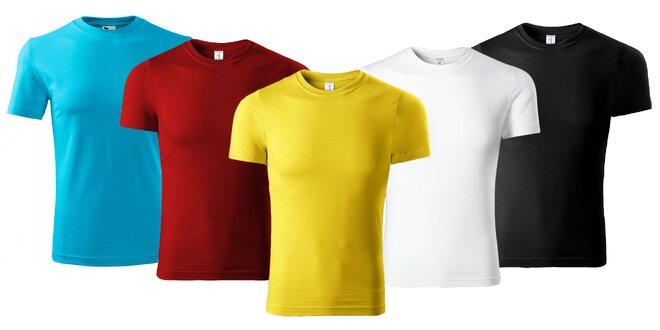 Ľahké letné tričká pre celú rodinu