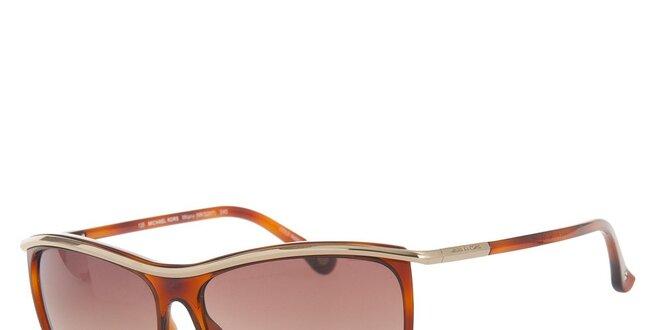 8f3ab70a25 Dámske žihané slnečné okuliare Michael Kors