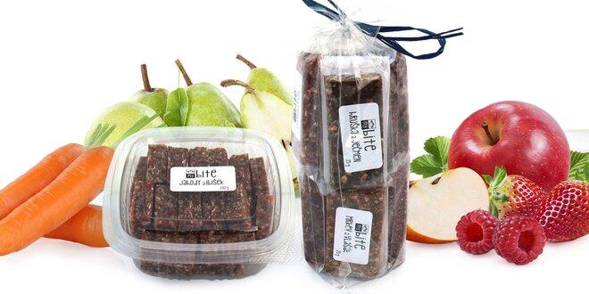 Zdravé, ručne vyrábané pochúťky myBite