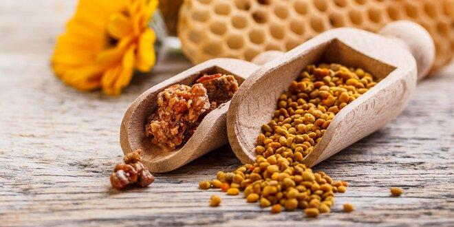 Slovenský včelí peľ – zázrak prírody