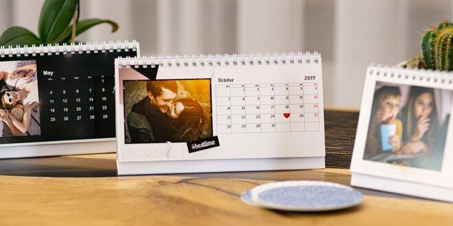 Personalizované kalendáre od Colorland