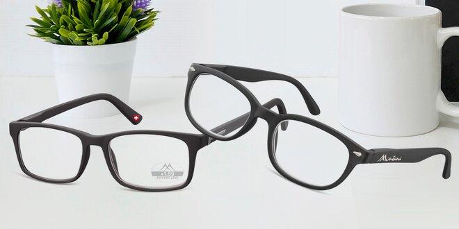 Okuliare s ochranným filtrom proti modrému svetlu