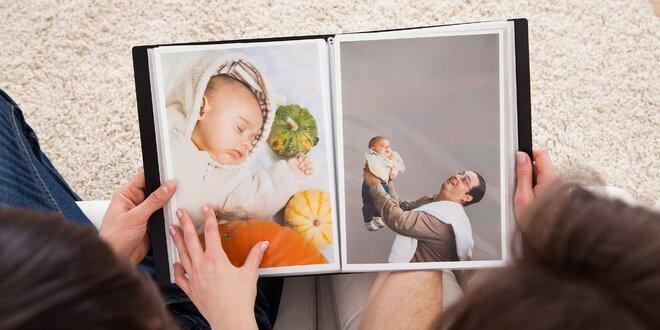Kvalitná fotokniha na kriedovom papieri
