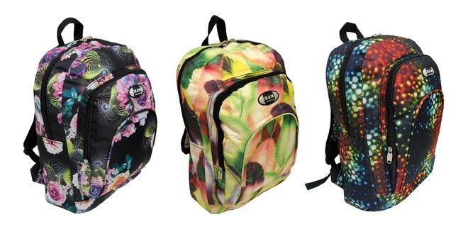 Farebný batoh OR&MI do školy aj na šport