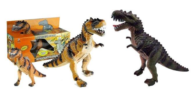 Úžasné dinosaury pre malých paleontológov