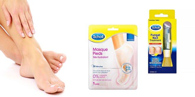 Dokonalá starostlivosť o nohy i ruky so Scholl