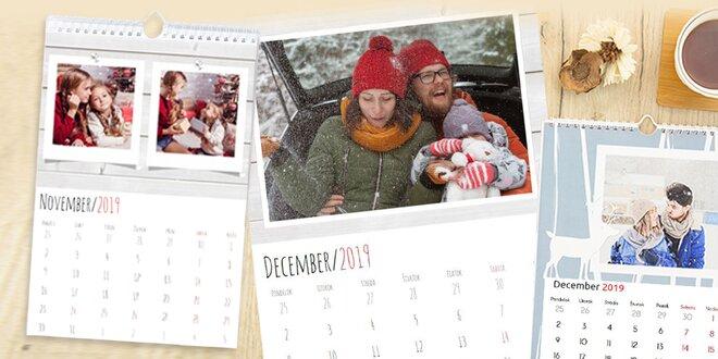 Praktický fotokalendár pre každého!
