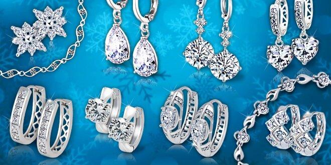 Nové luxusné náušnice a náramky La Diamantina