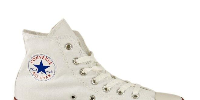 3d69f82e0141 Dámske biele členkové tenisky Converse