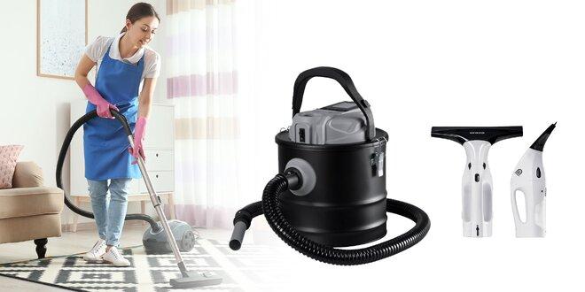 Bezchybne čistá domácnosť s pomocníkmi značky Orava