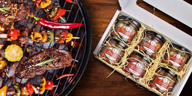 Famózne chilli omáčky ovenčené svetovými cenami