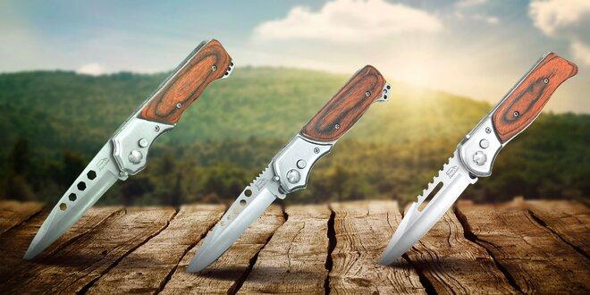 Šikovný vreckový nôž s vlastným gravírovaním