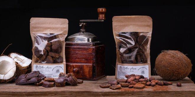 Datľové RAW sladkosti: káva, kešu, perník a ďalšie