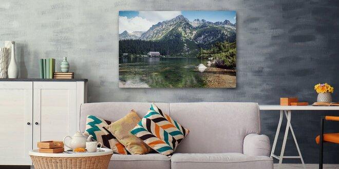 Originálny fotoobraz na kvalitnom plátne s dreveným rámom