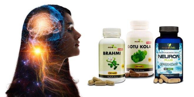 Podporte svoju mozgovú činnosť na maximum!