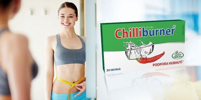 CHILLIBURNER - podpora chudnutia 30 tbl.